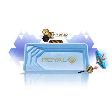 ROYAL XL  8,00 x 3,20 x 1,50 m