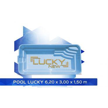 LUCKY-6,20 x 3,00 x 1,50 m